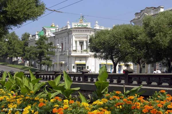 До юбилея города осталось 4 года, но историческая часть Омска еще далека от совершенства.